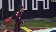 Pato capitalizza l'assist di Beckham: Milan in vantaggio sulla Lazio