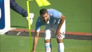 Djordjevic segna un goal da vero bomber contro il Sassuolo