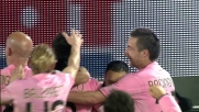 Il Palermo batte il Brescia in casa grazie al goal di Bovo