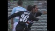 Il goal di Bazzani gela l'Olimpico