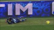 Problemi di tenuta per Zuniga nella sfida contro la Lazio