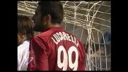 Livorno vicino al goal con Lucarelli: per fortuna del Bologna c'è Pagliuca