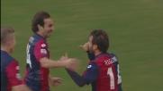 Il goal di testa di Rigoni vale i 3 punti per il Genoa contro la Lazio