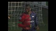 Suazo su rigore decide Cagliari-Ascoli