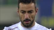Il goal di Quagliarella porta il Torino sul 2 a 0 in casa del Verona