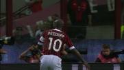 Seedorf si inserisce e realizza il goal del poker del Milan