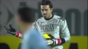 Giocata di alto tasso tecnico per Klose contro il Siena