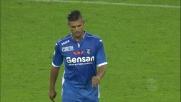 L'Empoli resta in 10 contro l'Udinese: espulso Laurini per un tackle killer su Felipe
