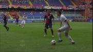 L'idea goal di Barreto sbatte sul palo in Genoa-Bari