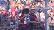 Rincon trova il goal nella sfida tra Genoa e Palermo