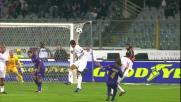 Donadel porta in vantaggio la Fiorentina nel match col Bari
