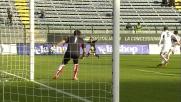Frey in uscita anticipa Ibarbo e gli nega il goal