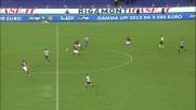 Castan ferma irregolarmente Pereyra in area e l'arbitro concede il rigore all'Udinese