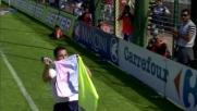 Cossu d'astuzia: suo il goal del Cagliari contro il Brescia
