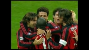 Ronaldo porta in vantaggio il Milan contro il Napoli