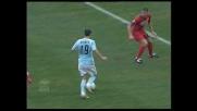 Goal da fenomeno di Pandev che trascina la Lazio contro l'Ascoli