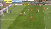 Destro firma il goal vittoria del Siena contro l'Udinese