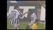 Colpo di testa e goal di Asamoah: Udinese avanti contro il Siena