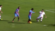 Al Massimino il goal di Castro stende la difesa del Milan