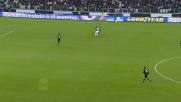 Simpatico duello rusticano tra Chiellini e Klose allo Juventus Stadium