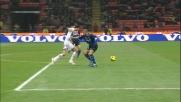 Caracciolo spaventa l'Inter con il goal del vantaggio bresciano a San Siro