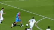 Almiron salta Marchetti ma non trova il goal