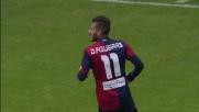 Figueiras supera Belec con un destro velenoso: Genoa in vantaggio