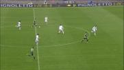 Missiroli avvia con un bel filtrante il contropiede del Sassuolo contro la Lazio