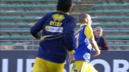 Candreva fa sognare il Parma. Suo il goal vittoria contro il Bari