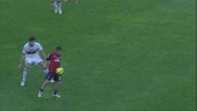 Cossu salta due difensori del Genoa e crossa in mezzo