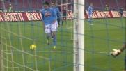 Sublime goal di Cavani al San Paolo contro il Genoa