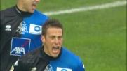 Denis salva l'Atalanta con un goal su rigore contro l'Udinese