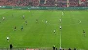 Il goal del fischiatissimo ex Alessio Cerci riapre Milan-Genoa nei minuti finali