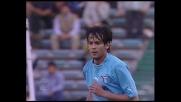 Simone Inzaghi porta in vantaggio la Lazio sul Perugia