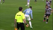 Keita a viso aperto: finta e cross contro la Juventus