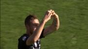 Piattone all'angolino basso e Kurtic fa doppietta contro il Genoa