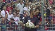 Eduardo blocca Castillo ed evita al Genoa il goal del Bari