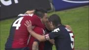 Doppietta e goal partita su rigore per Pinilla contro la Fiorentina