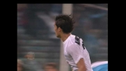 Bordata di Corradi: Lazio avanti 2-1 sul Perugia