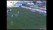 Rocchi su rigore porta in vantaggio la Lazio contro l'Atalanta