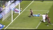 Un autogoal di Astori mette ko il Cagliari contro il Milan