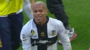Il Goal di Biabiany completa la vittoria del Parma a San Siro