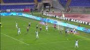 Rigore netto per fallo di mano di Willians in Lazio-Udinese