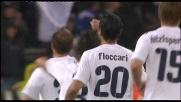 Brocchi chiude di sinistro la pratica Udinese
