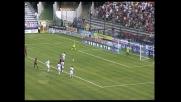 Giunti sbaglia il rigore a Cagliari