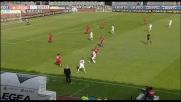 Pastore regola una magia contro il Livorno
