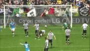 Il Napoli pareggia i conti al Friuli con un goal di pura potenza di Higuain
