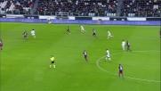 La Juventus vince contro il Genoa grazie ad un autogoal di De Maio