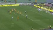 Floro Flores partecipa alla festa del Friuli con il goal che fissa il risultato sul 4 a 0 contro il Lecce