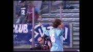 Chiesa non sbaglia e porta la Lazio sul 2-0